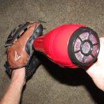 best way to break in a glove